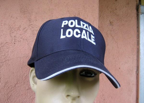 Berretto estivo Polizia Locale 58c690f60d57